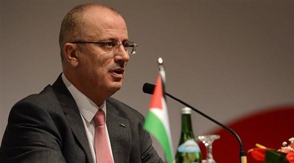 رئيس الوزراء الفلسطيني رامي الحمد الله (أرشيف)