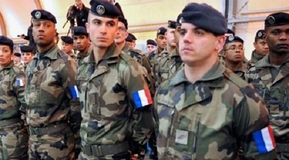 قوات فرنسية في ليون (أرشيف)