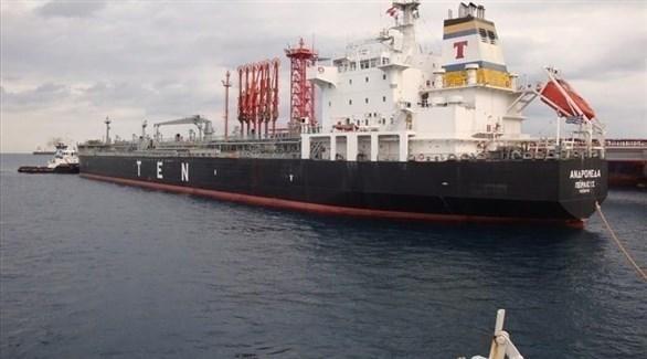 سفينة أندروميدا التركية (أرشيف)