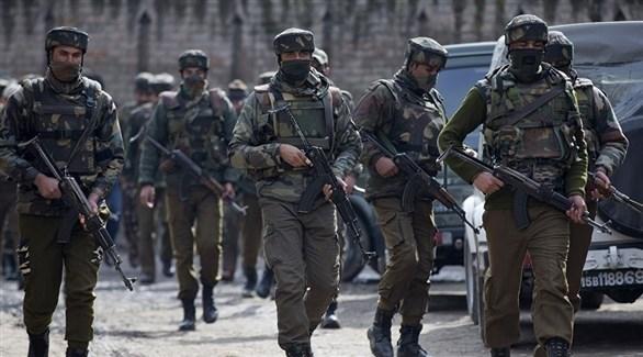 جنود هنود في كشمير (أرشفيف)