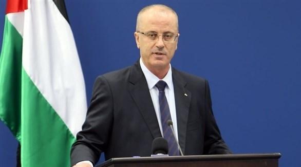 رئيس الوزراء الفلسطيني رامي الحمدلله (أرشيف)