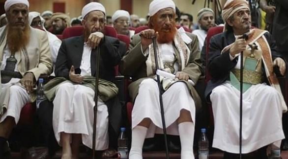 قياديون في حزب الإصلاح اليمني (أرشيف)