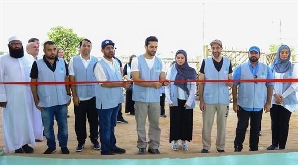 افتتاح المستشفى الدائم لعلاج لاجئي الروهينجا ببنغلاديش (تويتر)