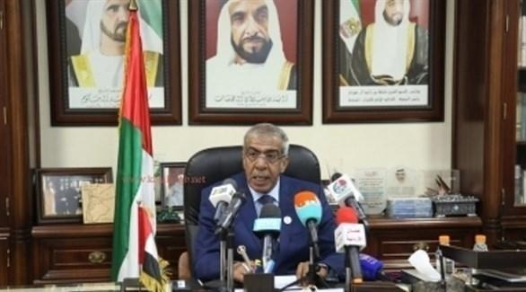 سفير دولة الإمارات العربية المتحدة لدى الأردن (أرشيف)