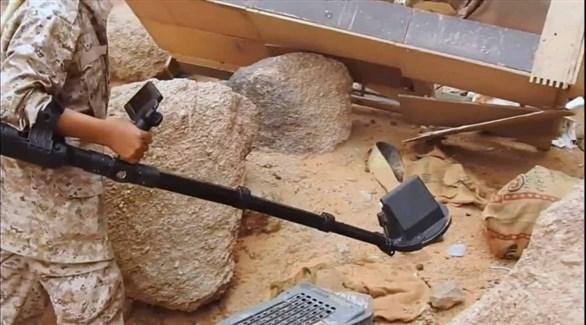 إتلاف ألغام الحوثيين في الحديدة (أرشيف)