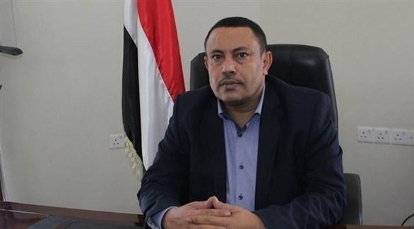 وزيرالإعلام المنشق عن حكومة الميليشيات الحوثية (أرشيف)