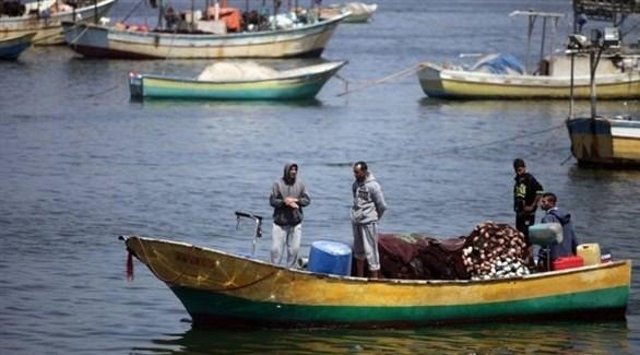 توسيع مساحة الصيد في غزة لـ 9 أميال بدلاً من 6 أميال (أرشيف)