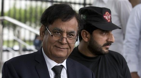 المحامي الباكستاني سيف الملوك (أ ب)