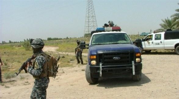 قوة أمنية عراقية في تمشط بصلاح الدين (أرشيف)