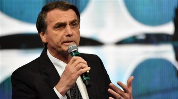 الرئيس البرازيلي المنتخب غايير بولسونارو (أرشيف)