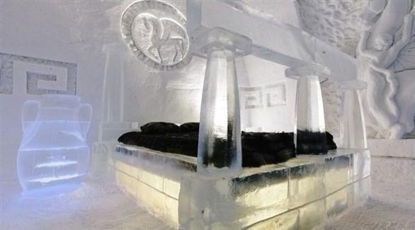 فندق الجليد الكندي (كانوي)