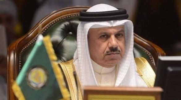 الأمين العام لمجلس التعاون الخليجي عبداللطيف بن راشد الزياني (أرشيف)