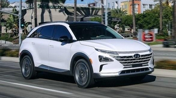 هيونداي تكشف النقاب عن سيارة جديدة تعمل بالهيدروجين