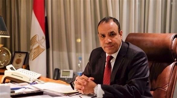 سفير مصر في ألمانيا (أرشيف)