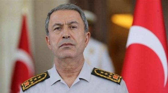 وزير الدفاع التركي خلوصي آكار (أرشيف)