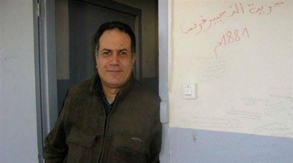 الصحافي الجزائري سعيد شيتور (أرشيف)