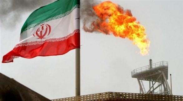 منشأة غاز إيرانية (أرشيف)