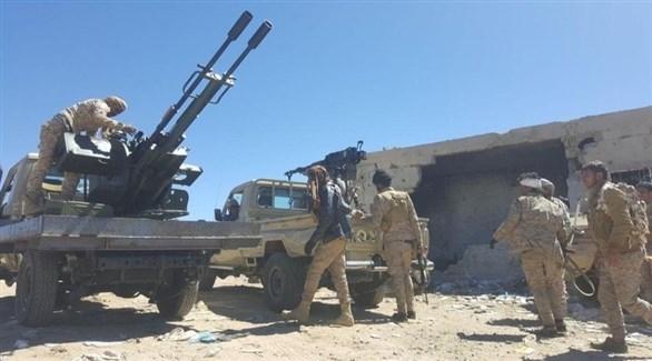 عناصر من الجيش اليمني (أرشيف)