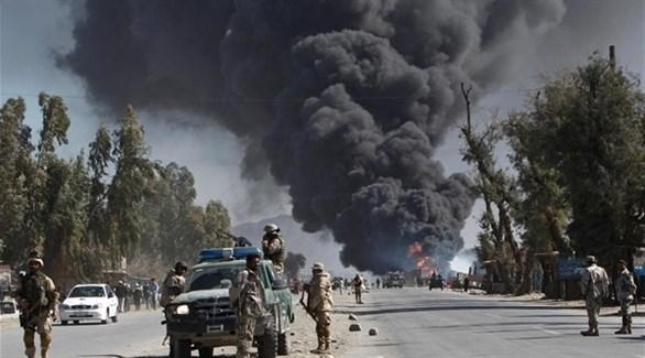 انفجار سابق في كابول (أرشيف)