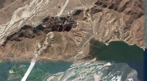 صور للأقمار الصناعية توضح قواعد كوريا الشمالية الصاروخية (تويتر)