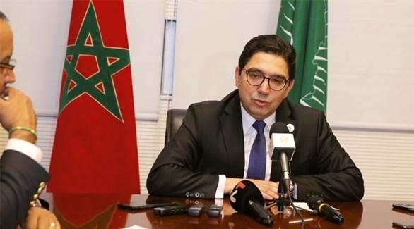 وزير خارجية المغرب ناصر بوريطة (أرشيف)