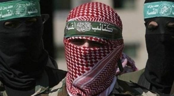 عناصر من كتائب القسام في غزة (أرشيف)