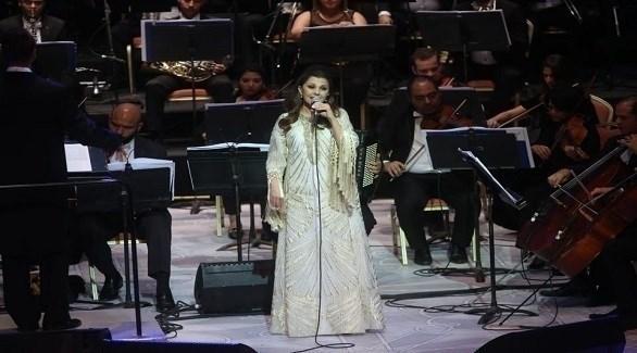 ماجدة الرومي بحفل ختام مهرجان الموسيقى العربية (24 - محمود العراقي)