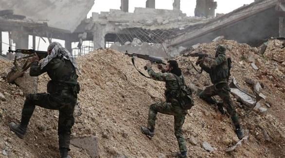 اشتباكات في إدلب (أرشيف)
