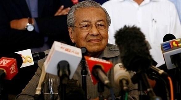 رئيس الوزراء الماليزي مهاتير محمد (أرشيف)