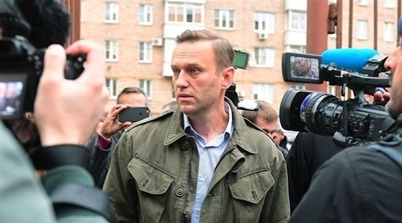 المعارض الروسي اليكسي نافالني (أرشيف)