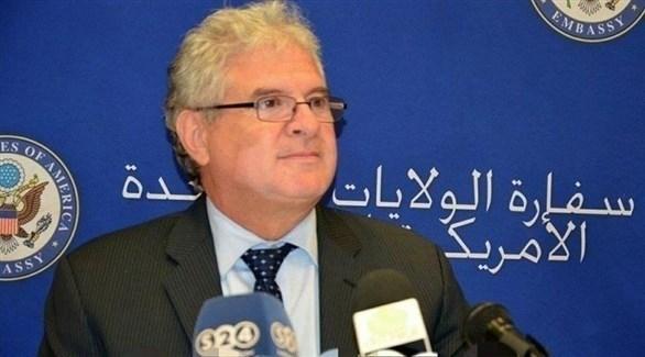 رئيس بعثة واشنطن الدبلوماسية لدى الخرطوم ستيفن كوتسيس (أرشيف)