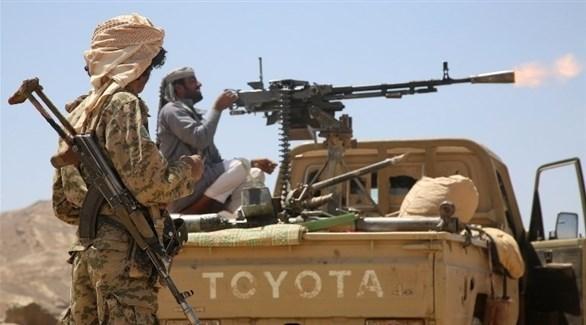 جنود وعناصر من المقاومة الشعبية اليمنية (أرشيف)