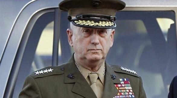 وزير الدفاع الأمريكي جيم ماتيس (أرشيف)