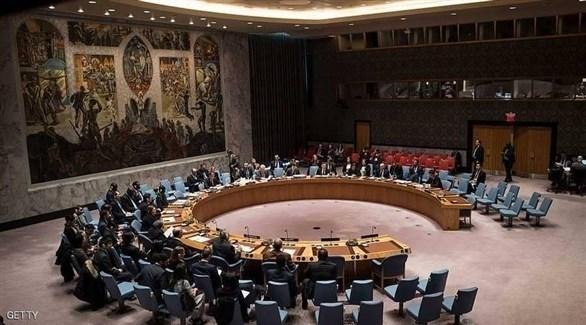 مجلس الأمن (أرشيف)