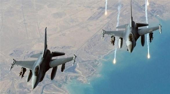 مقاتلات حربية تابعة للتحالف الدولي في أفغانستان (أرشيف)