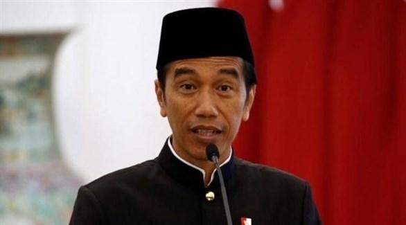 الرئيس الإندونيسي جوكو ويدودو (أرشيف)