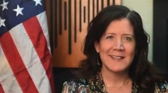 نائبة السفير الأمريكي بالقاهرة(أرشيف)