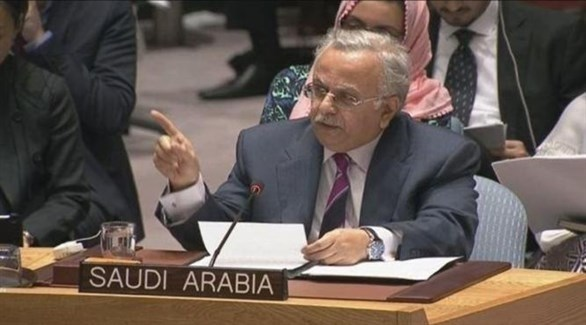 مندوب السعودية لدى الأمم المتحدة عبدالله المعلمي (أرشيف)