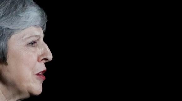 رئيسة الوزراء البريطانية تيريزا ماي (أ ف ب)