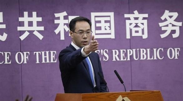 المتحدث باسم وزارة التجارة الصينية قاو فنغ (أرشيف)