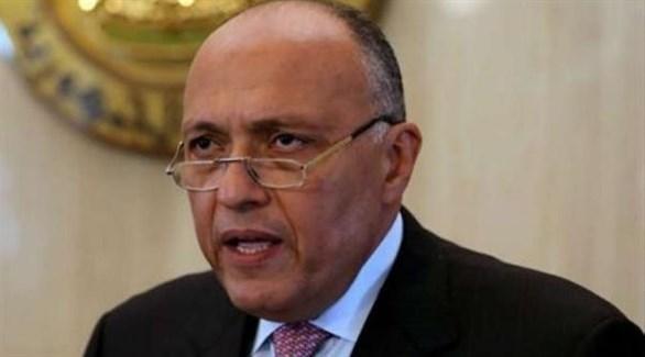 وزير الخارجية سامح شكري (أرشيف)