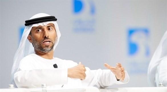 وزير الطاقة والصناعة سهيل بن محمد فرج فارس المزروعي (أرشيف)