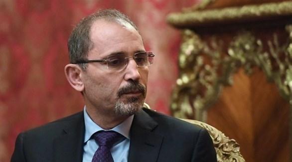 وزير خارجية الأردن أيمن الصفدي (أرشيف)