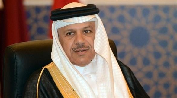 الأمين العام لمجلس التعاون الدكتور عبد اللطيف بن راشد الزياني (أرشيف)