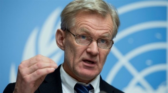 مستشار الأمم المتحدة للشؤون الإنسانية يان إيغلاند (أرشيف)