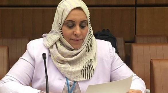 وزيرة الشؤون الاجتماعية والعمل اليمنية، ابتهاج الكمال (أرشيف)