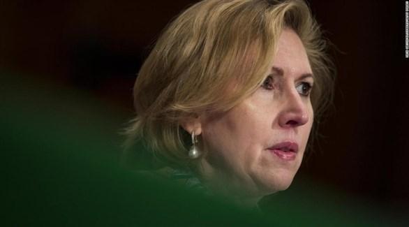 نائبة مستشار الأمن القومي الأمريكي ميرا ريكارديل (أرشيف)