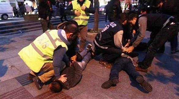 الأمن التركي يتفذ حمالات اعتقالات (أرشيف)