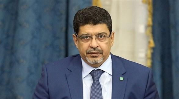 وزير الثقافة الموريتاني، والناطق الرسمي باسم الحكومة الموريتانية (أرشيف)