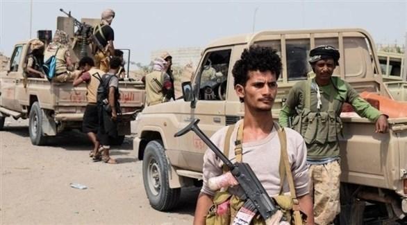 عناصر من الجيش اليمني في الحديدة (أرشيف)